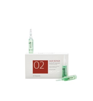 *BF BIO 02 ECO Dandruff Treat 10X11ML 254567
