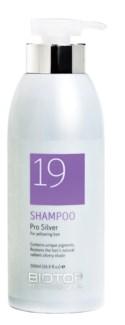 500ml BIO 19 Pro Silver Shampoo 254345