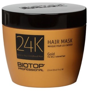 250ml BIO 24K GOLD Hair Mask 254192