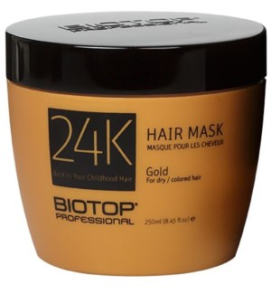 250ml BIO 24K GOLD Hair Mask 254192