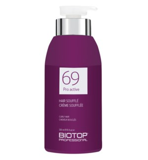 330ml BIO 69 Curly Cream Souffle  PRO ACTIVE
