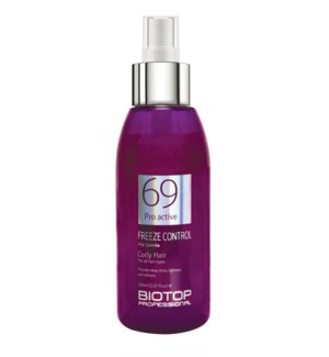 150ml BIO 69 Curly Hair Frizz Control PRO ACTIVE