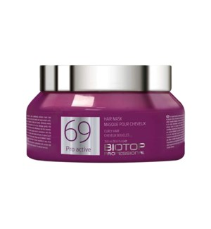 350ml BIO 69 Curly Hair Mask PRO ACTIVE
