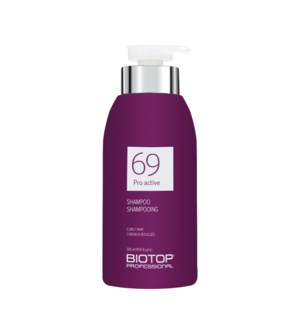330ml BIO 69 Curly Hair Shampoo PRO ACTIVE