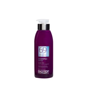 500ml BIO 69 Curly Hair Shampoo PRO ACTIVE