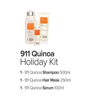 BIO 911 Quinoa Holiday Kit HD2021