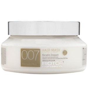 350ml BIO 007 Keratin Impact Mask 254574