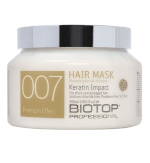 550ml BIO 007 Keratin Mask 197275