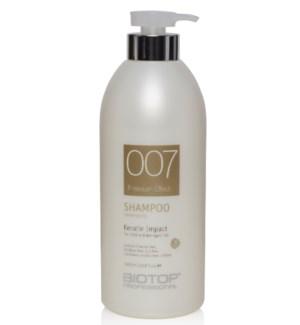 Ltr BIO 007 Keratin Impact Shampoo 197626