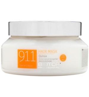 350ml BIO 911 Quinoa Hair Mask