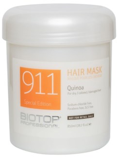 850ml BIO 911 Quinoa Hair Mask 254505