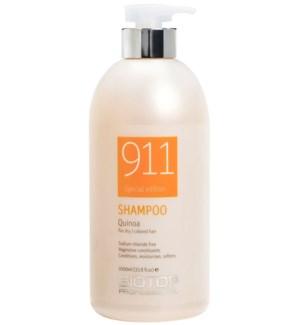Ltr BIO 911 Quinoa Shamp Dry Col 254062