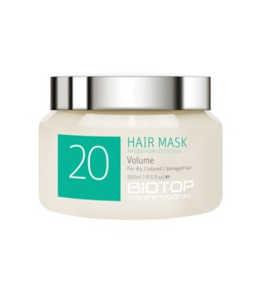 550ml BIO 20 Volume Boost Mask 254819