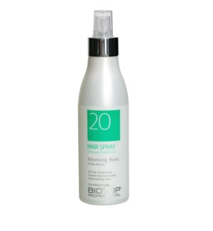 250ml BIO 20 Volume Boost Hairspray 197824