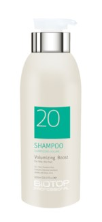 330ml BIO 20 Volume Boost Shampoo 254888
