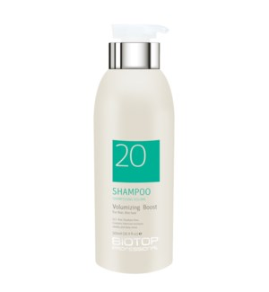 330ml BIO 20 Volume Boost Shampoo 254888