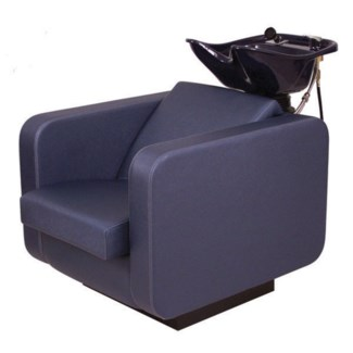 Plush Backwash Lrg Bowl W/Heat & Massage