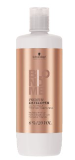 New Blonde Me Litre Premium Care Developer 6% 20Vol