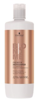 New Blonde Me Litre Premium Care Developer 12% 40Vol