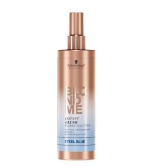 New BloneMe Instant Blush Blonde Beautifier Steel Blue 250ml