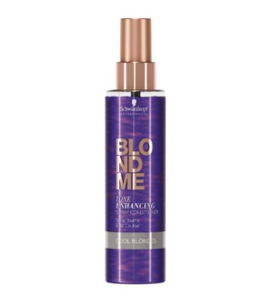 New BlondMe Tone Enhancing Spray Conditioner Cool Blondes 150ml