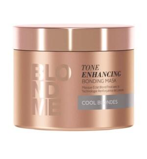 New BlondMe Tone Enhancing Bonding Mask Cool Blondes 200ml