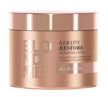 BlondMe Keratin Restore Bonding Mask All Blondes 200ml