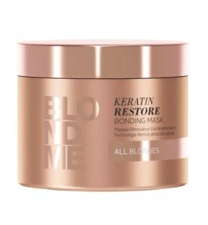 BlondMe Keratin Restore Bonding Mask All Blondes 200ml