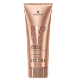 New BlondMe Keratin Restore Bonding Conditioner All Blondes 200ml