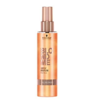 New BlondMe Keratin Restore Bonding Shine Elixir All Blondes 150ml