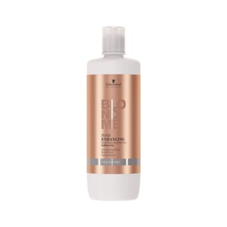 New Litre BlondMe Tone Enhancing Bonding Shampoo Cool Blondes