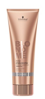 New BlondMe Tone Enhancing Bonding Shampoo Cool Blondes 250ml