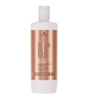 New Ltr BM BLONDME Purifying Bonding Shampoo DETOX