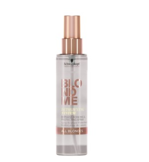 New BM BLONDME Bonding & Protecting Spray 150ml DETOX
