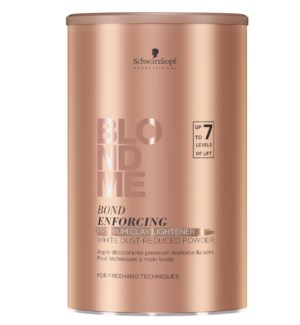 NEW BM BLONDME Clay Lightener 350g