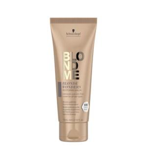 BLONDME Blonde Wonders Restoring Balm 75ml SOL2021