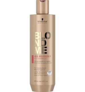 BLONDME All Blondes Rich Shampoo 300mL SOL2021