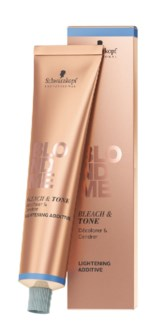 New BlondMe Bleach & Tone Rose Additive 60ml
