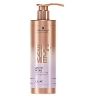 New BlondMe Blush Wash Lilac 250ml FP