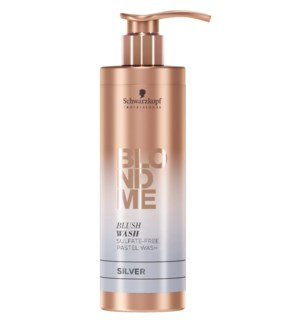 New BlondMe Blush Wash Silver 250ml