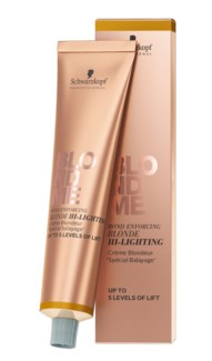 New BlondMe Bond Enforcing Blonde Hi-Lighting Warm Gold 60ml