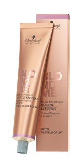 New BlondMe Lifting Cream Ice  60ml