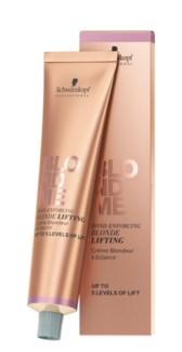 New BlondMe Lifting Cream Steel Blue 60ml