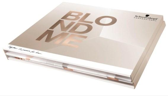 NEW BM BLONDME COLOR CHART 2158951