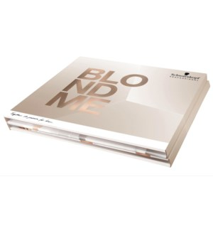 * BM BLONDME COLOR CHART 2158951