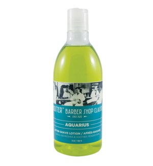 400ML BOOSTER AQUARIUS AFTER SHAVE LOTIN