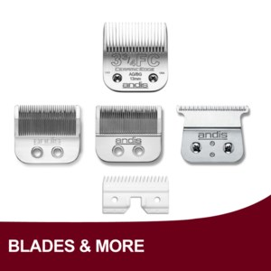 AND Blades & Attach