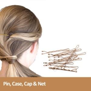 Pin,Case,Cap&Net