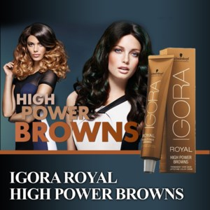 SKP High Power Brown