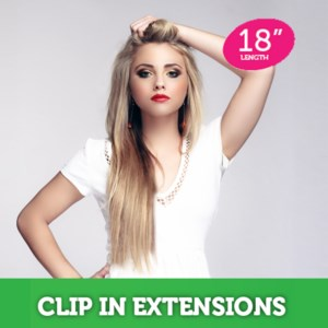 Clip in Extension